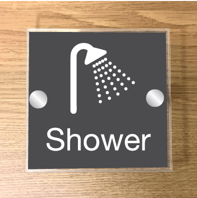 shower-door-sign