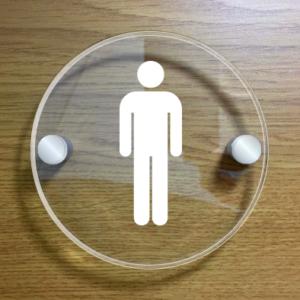mens-modern-perspex-toilet-signs-circular